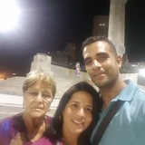 Familia anfitriona en Playa, Playa, Cuba