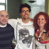 Familia anfitriona en Brussels, Belgium