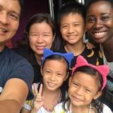 Gastfamilie in Medan Area, medan, Indonesia