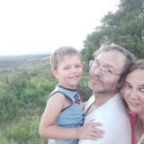 ArgentinaMirador del Lago, Bialet Masse的房主家庭
