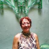 Familia anfitriona en Old Havana, Havana, Cuba