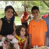 Família anfitriã em Safe , Kellyville, Australia