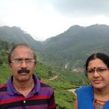 Familia anfitriona en Near Sree Krishna Temple, Chittoor, Ernakulam, India