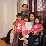Homestay-Gastfamilie Minda in North York, Canada