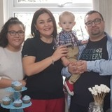 Famiglia a Manchester, Whitefield, United Kingdom