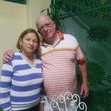 Familia anfitriona en Buenavista, Playa, La Habana, Cuba