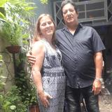Famiglia a Consejo popular Heredia, Distrito 26 de Julio, Santiago de Cuba, Cuba