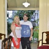 Gastfamilie in Remedios, Remedios, Cuba