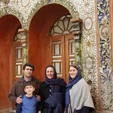 Host Family in in a quiet place,near to bus stop n metro,near to some attractoins, Mashhad, Iran