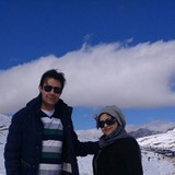 Host Family in Salman, Yazd, Iran