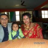 Famille d'accueil à Thamel, Kathmandu, Nepal