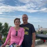 Familia anfitriona en Playa, Municipio Playa., Cuba