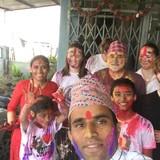 Host Family in Pokhara, Archalbot, Nepal