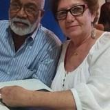 Famiglia a Vedado, La Habana, Cuba