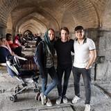 Host Family in darvazeh tehran, Isfahan, Iran