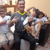 Família anfitriã em San leopoldo, centro habana, Cuba