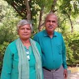 Familia anfitriona en Salem, SALEM , India