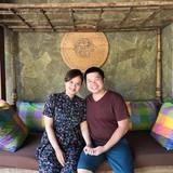Famille d'accueil à Dragon Bridge, Da Nang, Vietnam
