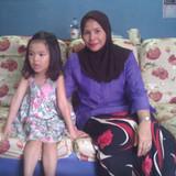 Famiglia a Melaka City, Bukit Beruang area, Malacca, Malaysia