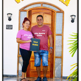 CubaCentro-Norte de la ciudad, Caibarién的房主家庭