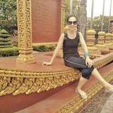 Familia anfitriona en Kandal Village, Siem Reap, Cambodia