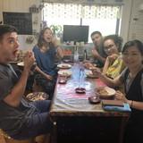 Famiglia a Meiwa, Meiwa, Japan