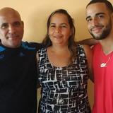 Famille d'accueil à Entronque , Playa Larga , Cuba