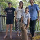 AustraliaAshgrove, Ashgrove的房主家庭