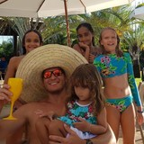 Famiglia a Stella Maris, Salvador, Brazil