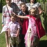 Família anfitriã em Rencēnu pagasts, Burtnieku novads, Latvia