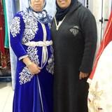 Familia anfitriona en farhat hachad, Rabat, Morocco