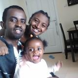 Família anfitriã em Bole, Addis Ababa, Ethiopia