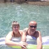 Famiglia a Mentese, Mugla, Turkey