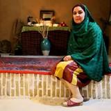 Host Family in Allah Abad, Yazd, Iran