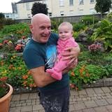 Famiglia a Galway , Tuam, Ireland
