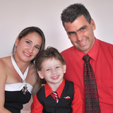 Familia anfitriona en Centro Ciudad, Holguín, Cuba