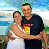 Host Family in vecindario, Holguin, Cuba