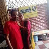Familia anfitriona de Homestay Ramesh en Tapovan, Rishikesh, India
