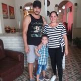 Famille d'accueil à Centro, Santa Clara, Cuba