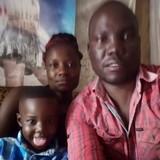 Família anfitriã em sega, KISUMU, Kenya