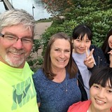 Homestay Host Family Patrice in North Vancouver, Canada