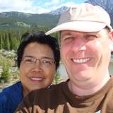 Familia anfitriona en Edmonton, Edmonton, Canada