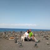 SpainArona,Sur de Tenerife, El Monte O Guargacho的房主家庭