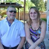 Familia anfitriona en North Glenmore, Kelowna, Canada