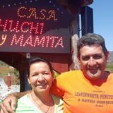 Família anfitriã em Barrio Las Delicias , Viñales , Cuba