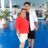 Homestay Host Family Katya in Remedios, Cuba
