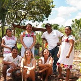 Host Family in Tampak, Chunhuhub, Mexico
