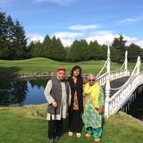 Família anfitriã em COQUITLAM, COQUITLAM, Canada