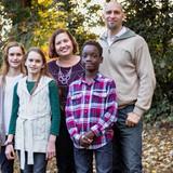 Famiglia a Tucker, Tucker, United States
