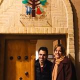 Host Family in Bazaar-e-No, yazd, Iran